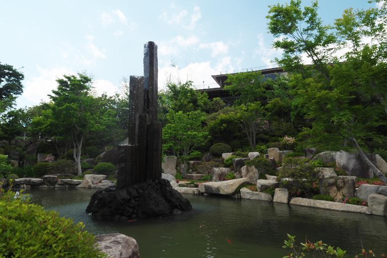 河口湖 ハーブ庭園2