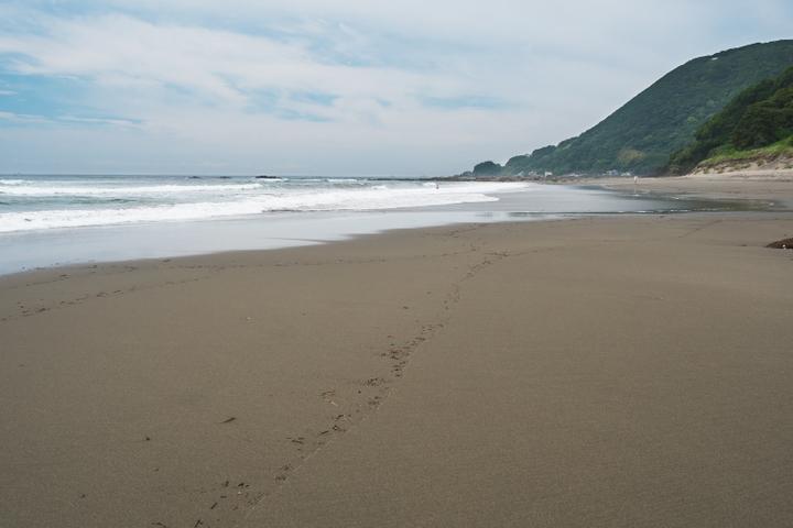 今井浜海水浴場2