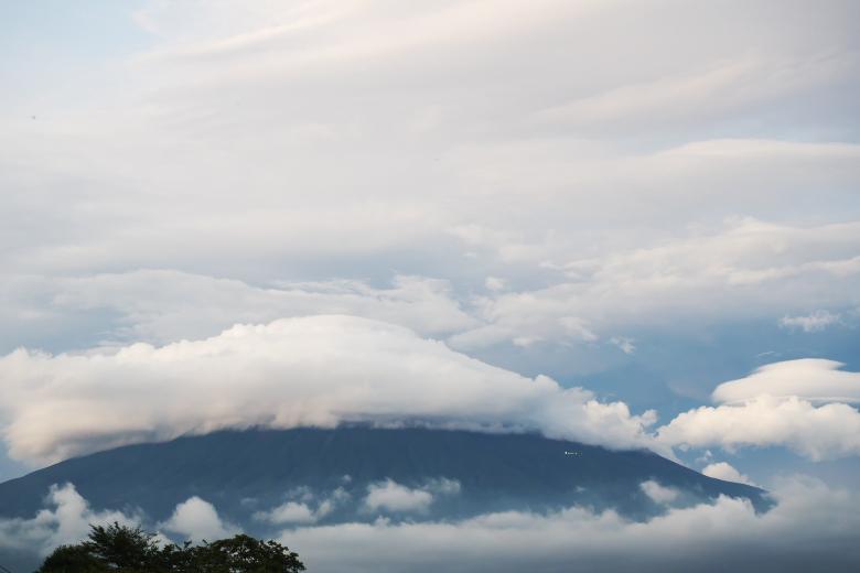 富士山閉山2019