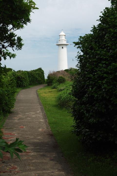 爪木崎 灯台