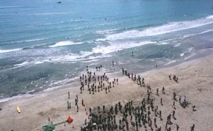 弓ヶ浜国際オープンウォータースイム