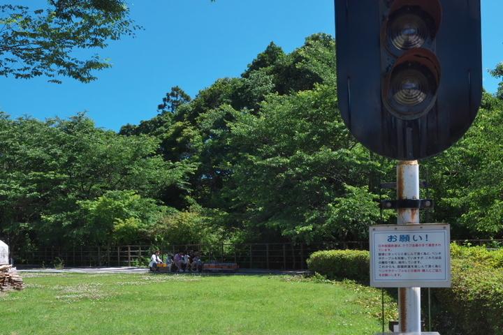 日本庭園鉄道 敷地2