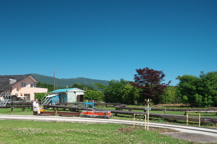 日本庭園鉄道