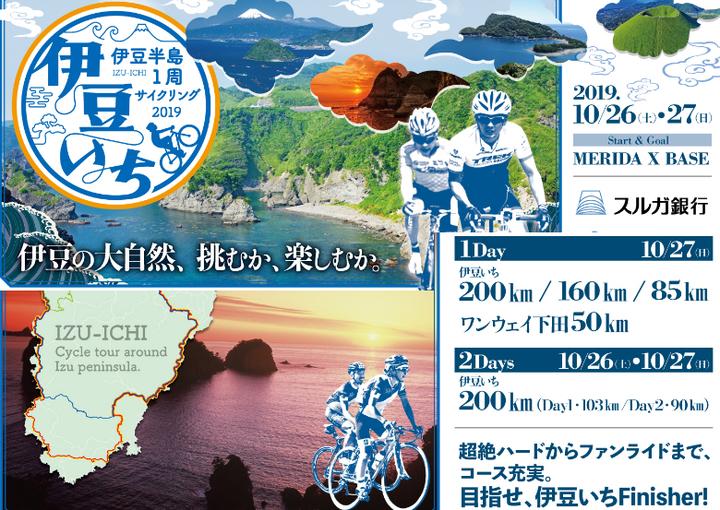 伊豆半島1周サイクリング