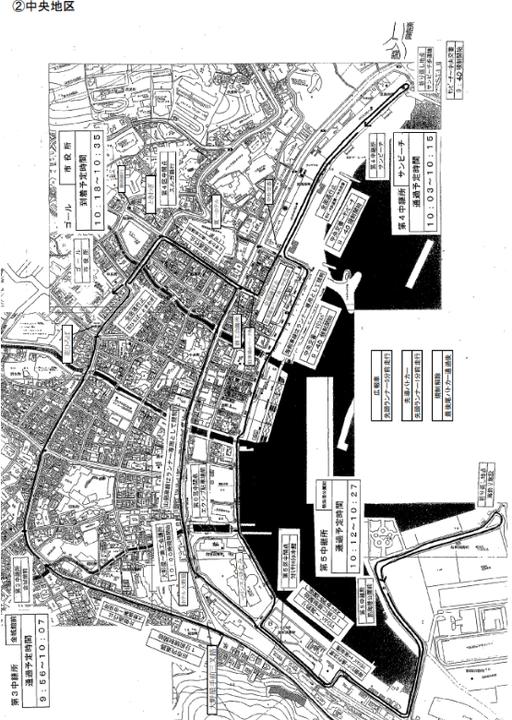 第16回熱海市民駅伝競走大会コース図2