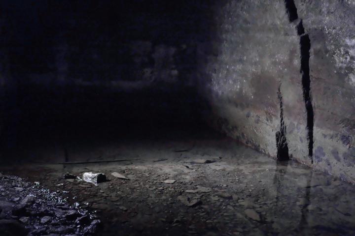 室岩洞 次の水たまり