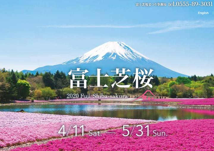 富士本栖湖リゾート 富士芝桜まつり