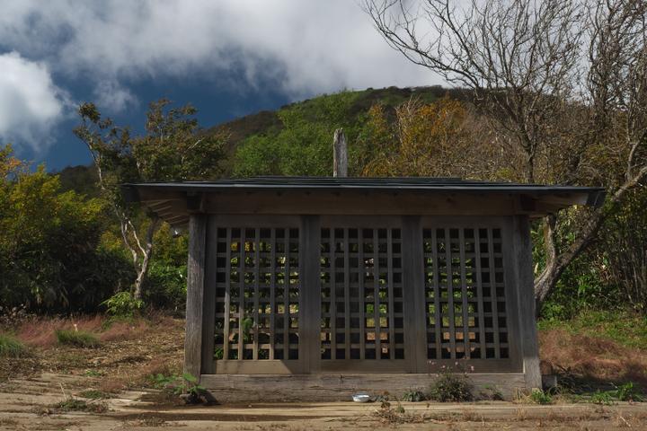 竜ヶ岳 石仏