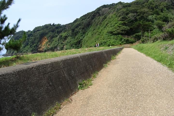安城岬 ふれあい公園 海側