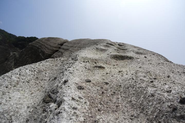 安城岬 ふれあい公園 亀甲岩4