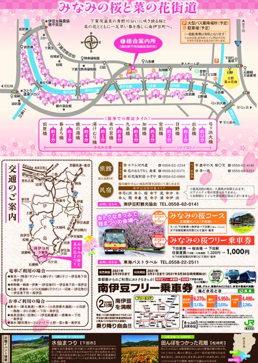 第23回みなみの桜と菜の花まつり2