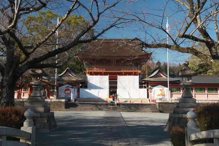浅間大社 楼門