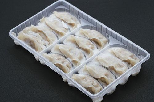 冷凍餃子の画像