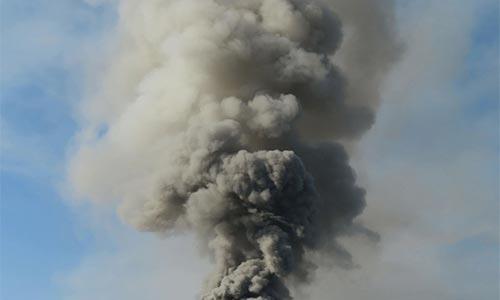 煙のイメージ画像