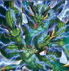 雷神龍-サンダー・ドラゴン