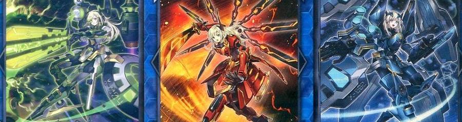 遊戯王 環境デッキ 【閃刀姫】編