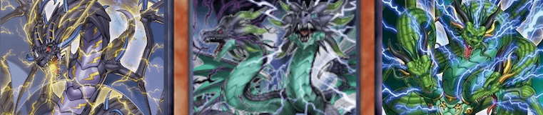 遊戯王 環境 デッキ 【サンダー・ドラゴン】編