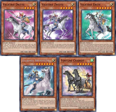 ■ 【遊戯王 Valkyrie】今回判明したvalkirieの関連カード達。