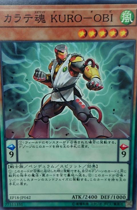 《カラテ魂/Kuro-Obi Karate Spirit》