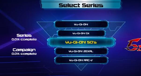 Yu-Gi-Oh! Legacy of the Duelistには過去作での対戦が可能!ストーリーを追いつつゲームを楽しめる!