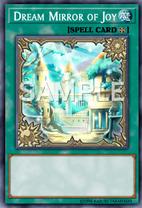 【遊戯王 Dream Mirror】海外のライジング・ランペイジにて新規収録!鏡よ鏡、フィールド魔法を映したまえ!