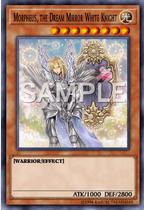 RIRA-EN087 Morpheus, the Dream Mirror White Knight