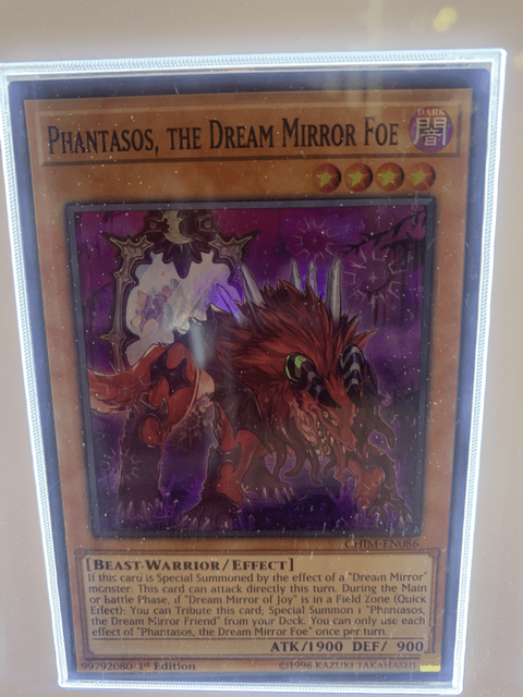 CHIM-EN086 Phantasos, the Dream Mirror Foe