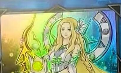 【遊戯王 フラゲ】《神聖魔皇后セレーネ》のイラストが海外修正決定!胸元付近は規制対象内!?【夜中のまい。語録】