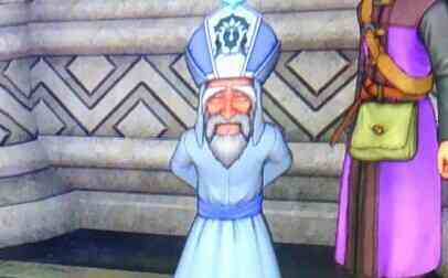 ファナート長老と帽子