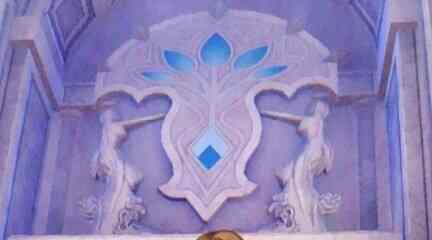 聖地ラムダの紋章にベロニカとセーニャが古くから関わっている画像