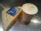 蒸しパンとカフェラテ