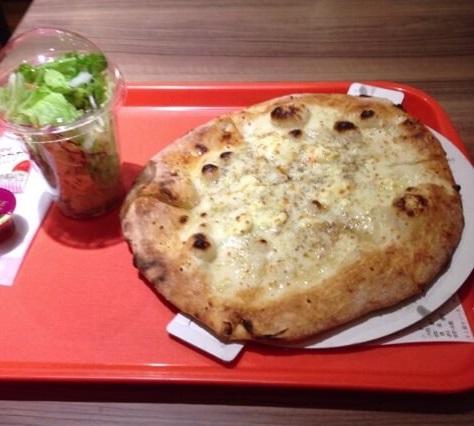 ナポリス渋谷ピザ