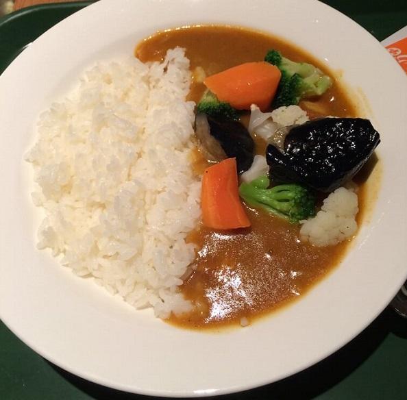 新宿C&Cカレーディナー