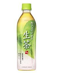 キリンノンカフェイン緑茶