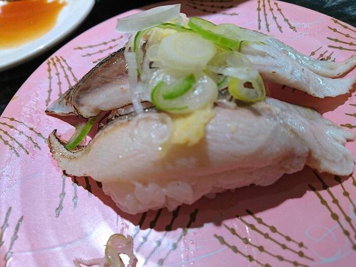 根室花まる 銀座寿司ランチ