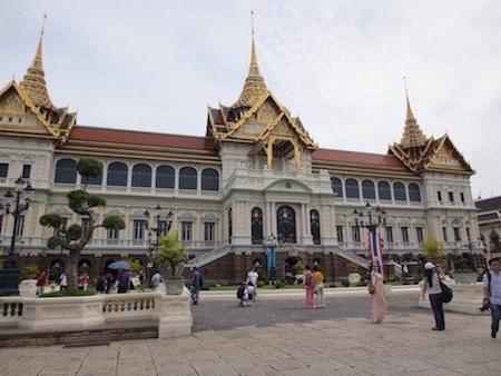 タイバンコク王宮