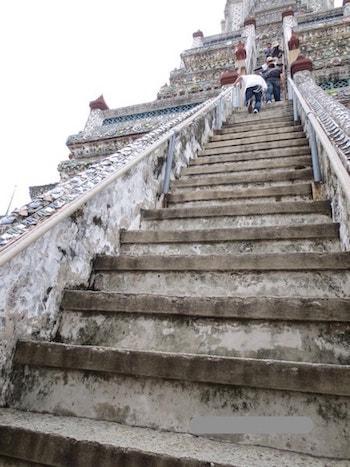 ワットアルン階段