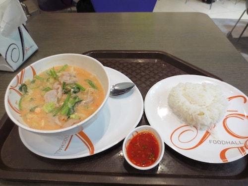 タイサイアムパラゴンレストラン