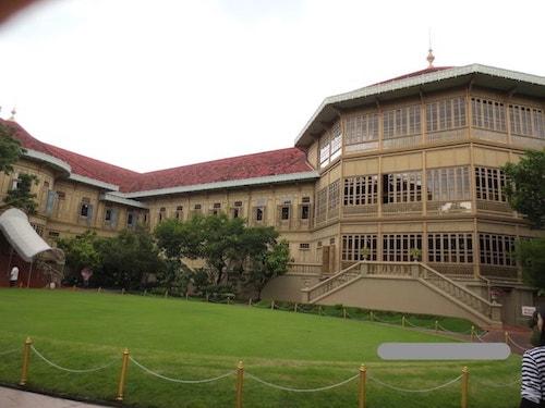 タイバンコクウィメーンマーク宮殿
