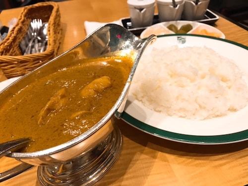 新宿中村屋カレー