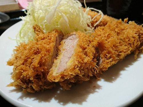 神田とんかつ69ヒレカツ定食