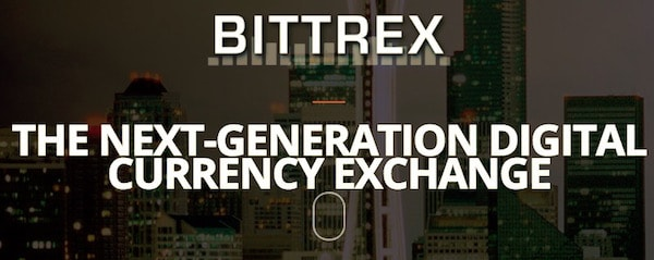 Bittrex(ビットトレックス取引所
