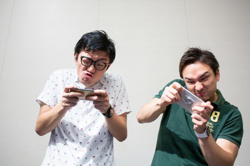 大学の友達とゲーム