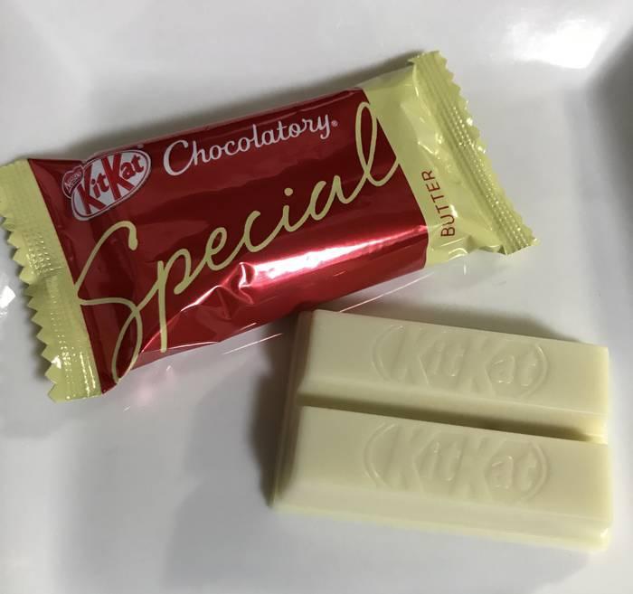 キットカットショコラトリーバター味