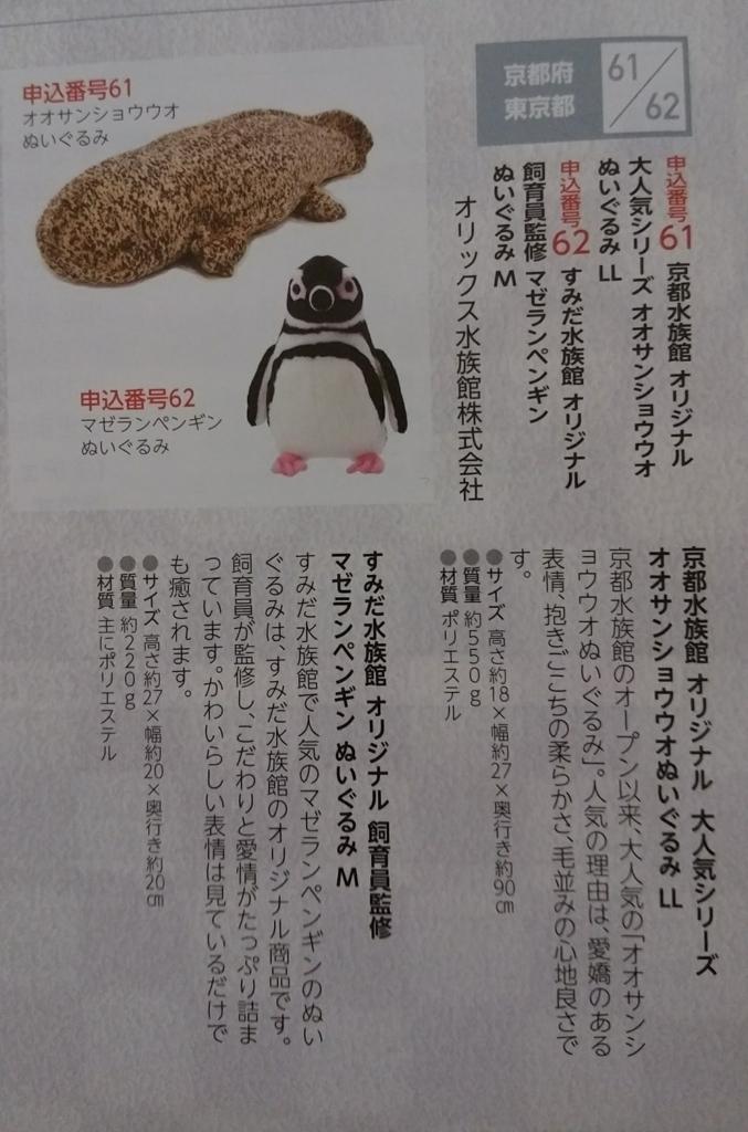 オリックス,ふるさと優待,オオサンショウウオ,ペンギン