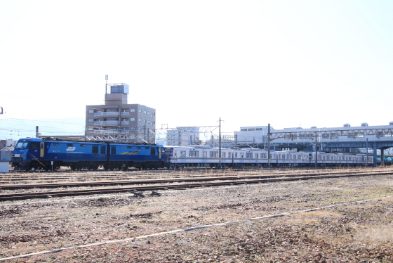 電鉄 03 系 長野