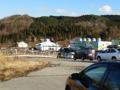 141130_鷲ヶ岳駐車場