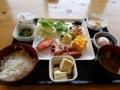 道の駅 木曽福島 朝食バイキング(600円)