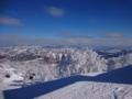 170204 野沢温泉スキー場 山頂2