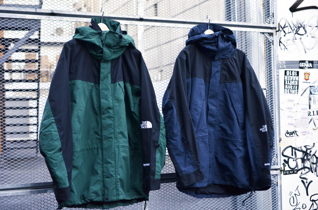 FAN LOG JACK 〜THE NORTH FACE 90's〜